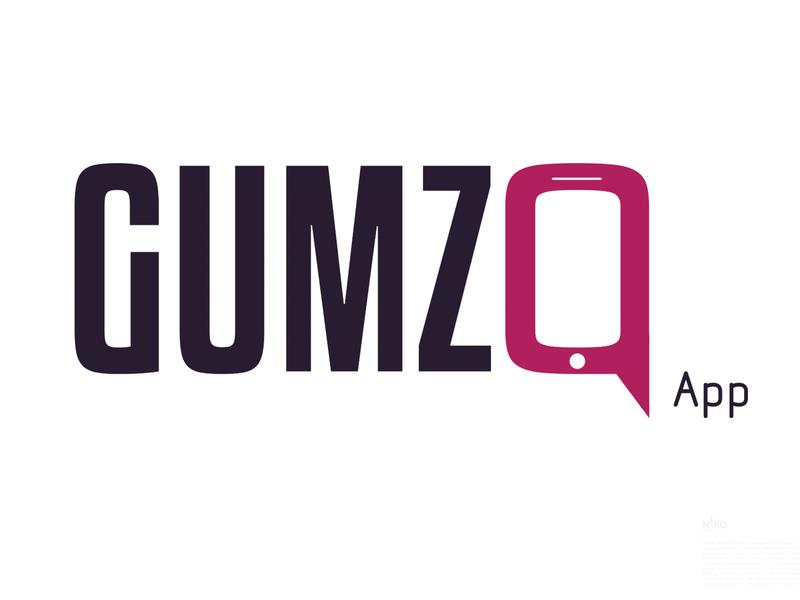 Day 23  Gumzo App logo design challenge logo design concept logo design logo