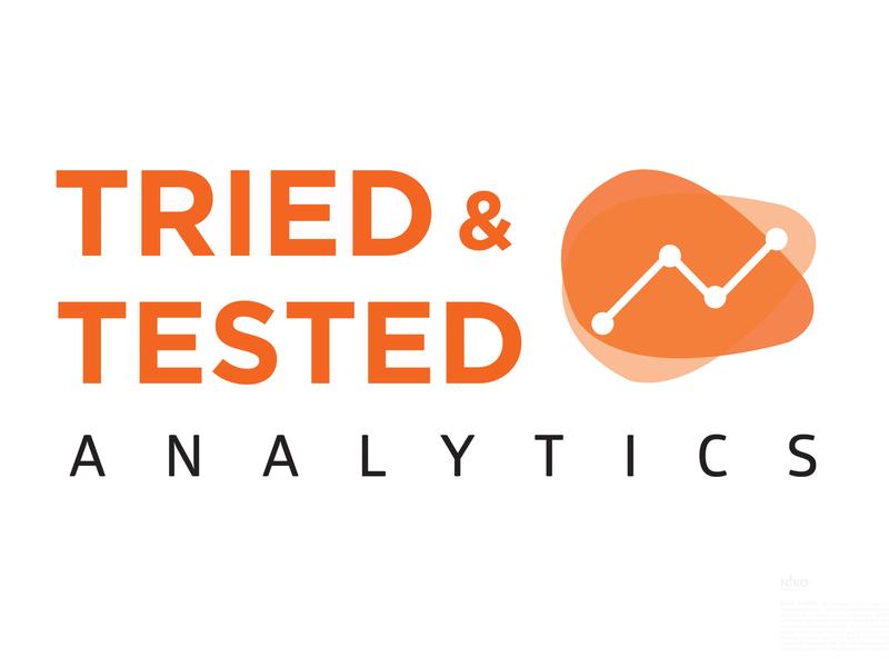 Day 28  Tried  Tested Analytics logo design challenge logo design concept logo design logo