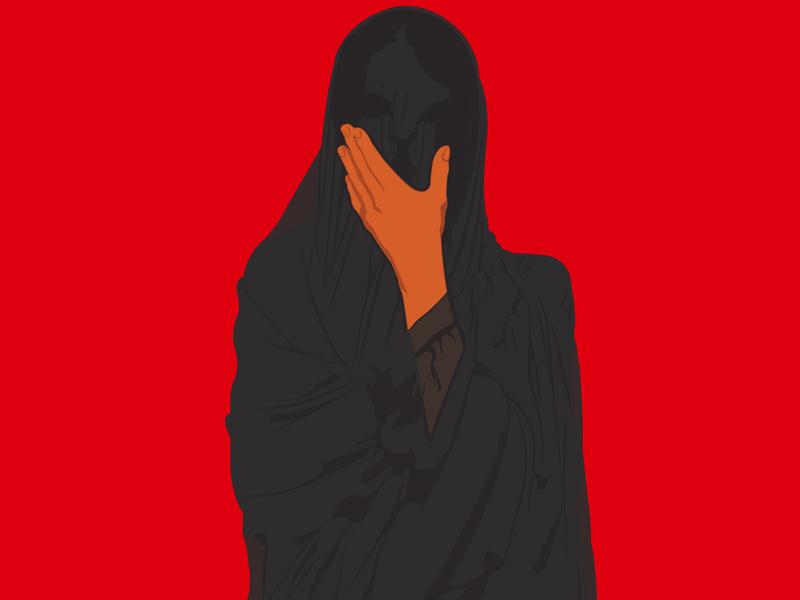 Break the silence nairobi kenya women rights women empowerment illustraion illustrator