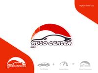 My Auto Dealer - Logo Design