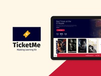 TicketMe - A Learning UI Kit