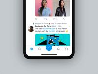 Twitter App is fixed