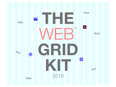 2019 Web Grid - UI Kit