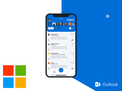#DesignAnExperience - Microsoft Outlook App