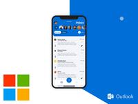 #DesignAnExperience - Microsoft Outlook App
