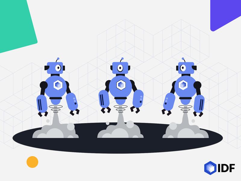 Bluebot Illustration