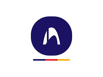 HFL Trial Logo branding vector identity logo colours brand