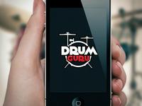 Drum Guru Splash screen