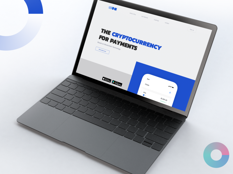 Aiva - cryptocurrency for payments