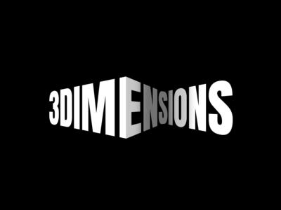 3 DIMENSIONS