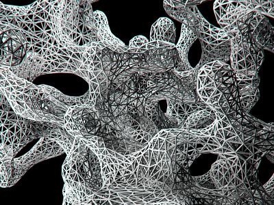 abstract white concept visual design digital art visual art rendering dark digitalart illustration abstract lighting motiondesigner animation 3d design