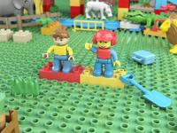 LEGO - Style Frame
