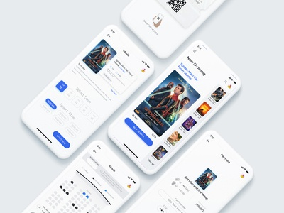 Movie Booking and Ticket App