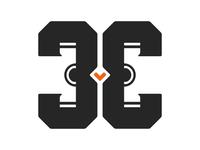 3v3 Football Logo