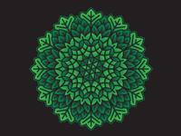 Hop Kaleidoscope / Mandala