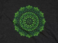 Hop Kaleidoscope Cotton Bureau