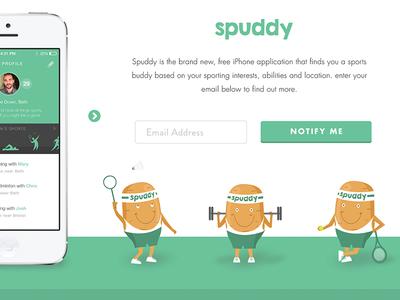 Spuddy Website