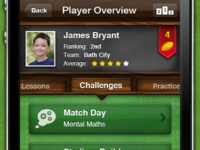 Educational iPhone Rugby Game
