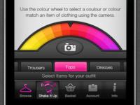 Shopping App Filter