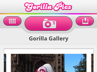 Wow Gorillas Android App