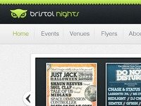 Bristol Nights Website