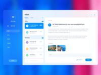 Clean email App