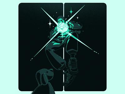 Alien motion design hype streetwear print ilustración digital art art illustrator design illustration