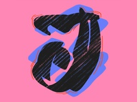 #j for @36daysoftype