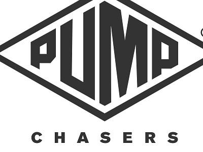 Pump Chasers ID Study workout training sport pump pumpchasers branding brand identity id logo