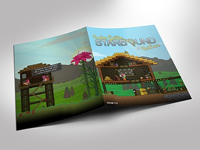 Indie Guide to Starbound by Lacey Johnston on Dribbble