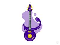 Steezy Guitars - Symbol Guitar (Prince)
