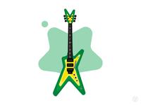Steezy Guitars - Dean