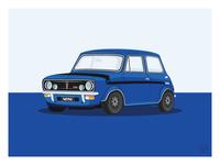Classic Mini GT