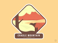 Tasmania Patch - Cradle Mountain