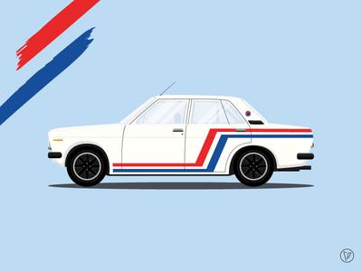 1970 Datsun 1600