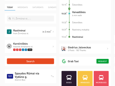 Trafi Design System web android ios trafi styleguide components ui ui library design system