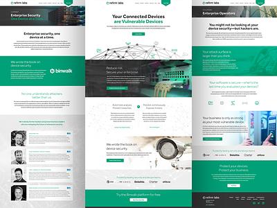 ReFirm Labs Rebrand & Redesign