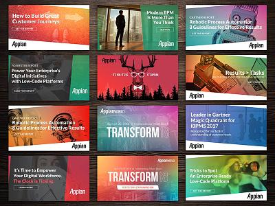 Appian Digital Marketing branding social media marketing display advertising
