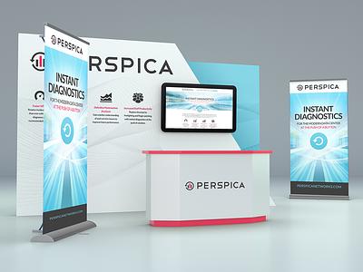 Perspica - Event Marketing corporate presentation trade show branding print event marketing