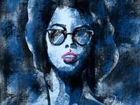 Sunglasses Girl No. 2