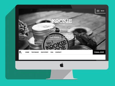 Kookie Doe Tattoo care - Homepage