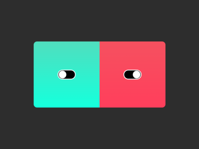 Daily UI 015 - On / Off switch