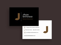 Painter & Decorator Business cards