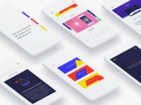 Awesomed new website - Mobile