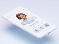 Daily Ui - User Profile