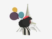 Paris & Balloons