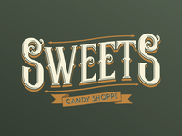 #ThirtyLogos 11 - Sweets