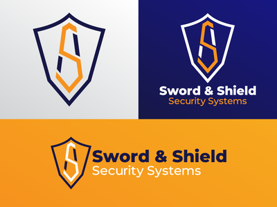 #ThirtyLogos 12 - Sword & Shield