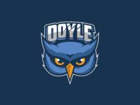 Doyle Owl Mascot