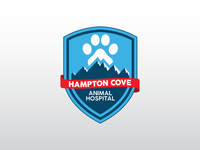 #ThirtyLogos 19 - Hampton Cove Animal Hospital